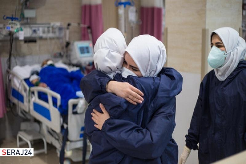 دومین شهید مدافع سلامت اندیمشک به کاروان شهیدان پیوست