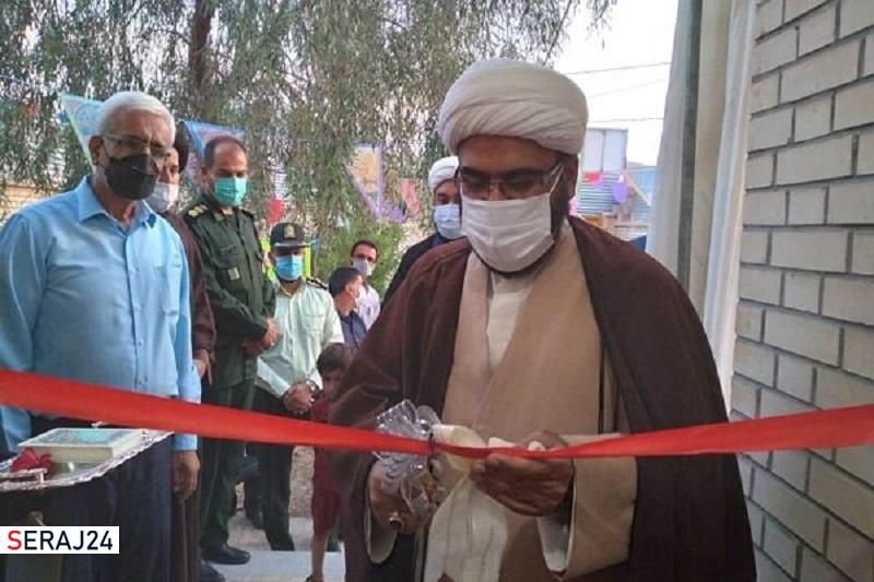 یکصد و هشتاد و سومین موسسه بیت الاحزان کشور در زرین دشت افتتاح شد