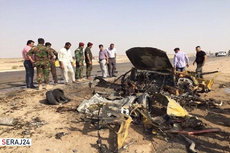 ۴ تا ۵ درصد از عامل مرگ و میرها در عراق حملات تروریستی است
