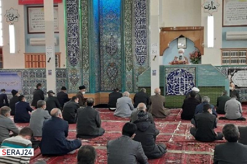 نماز جمعه فردا در شهرهای کمخطر استان اردبیل برپا میشود