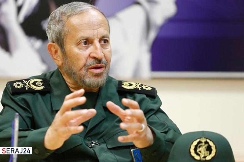 سردار افشار: اجازه نخواهیم داد خلیج فارس نا امن شود