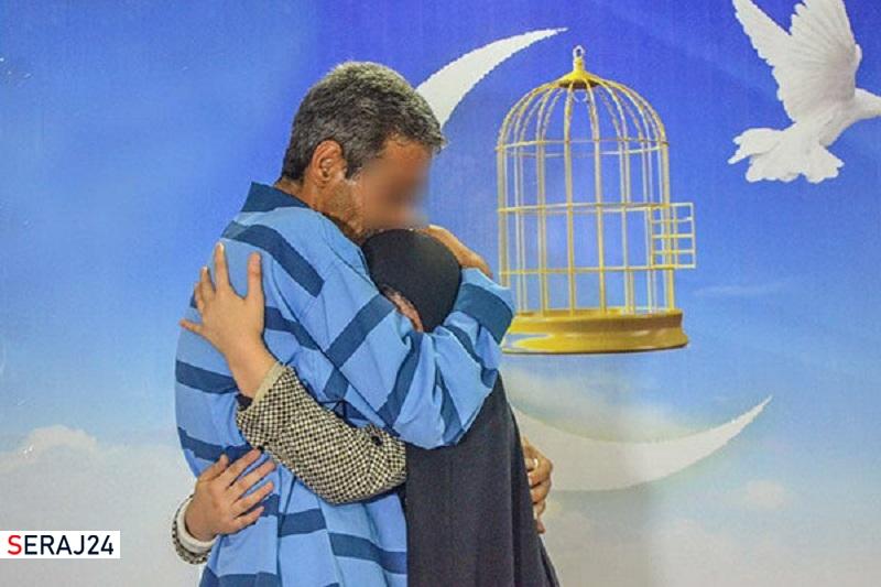 آزادی ۱۵۵ زندانی با کمک خیرین در فردیس