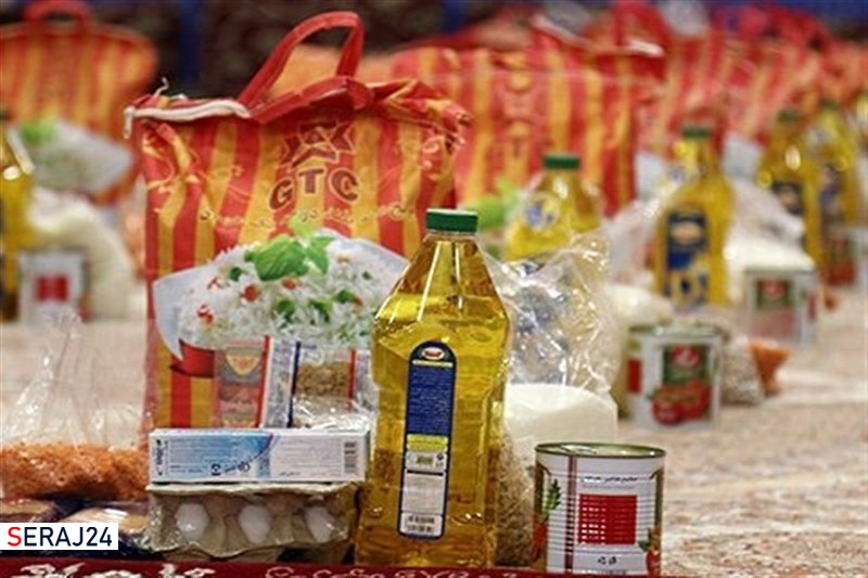 توزیع 200 بسته معیشتی در آذربایجان غربی