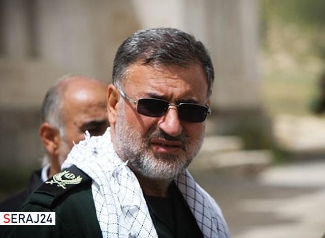 جانفشانی  ایثارگران باعث سربلندی ایران اسلامی شد
