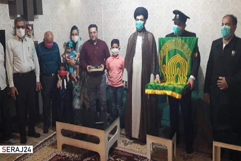 ۴۰ خانواده نیازمند تحت پوشش زوج جوان بوشهری