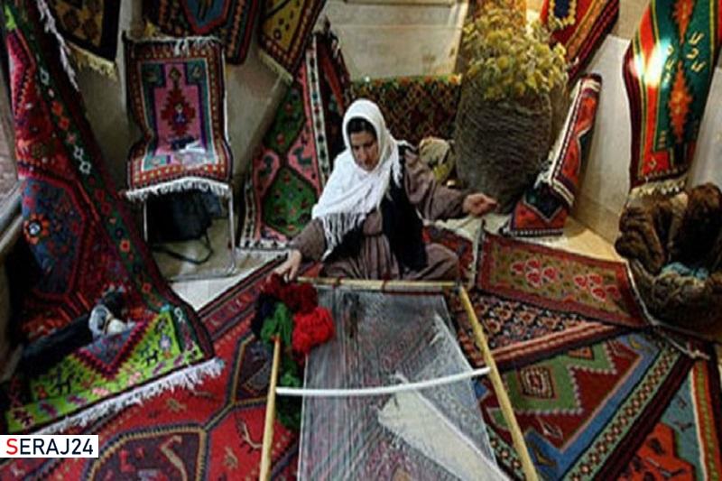 پرداخت تسهیلات کمبهره بنیاد برکت به طرحهای صنایع دستی روستایی در کردستان