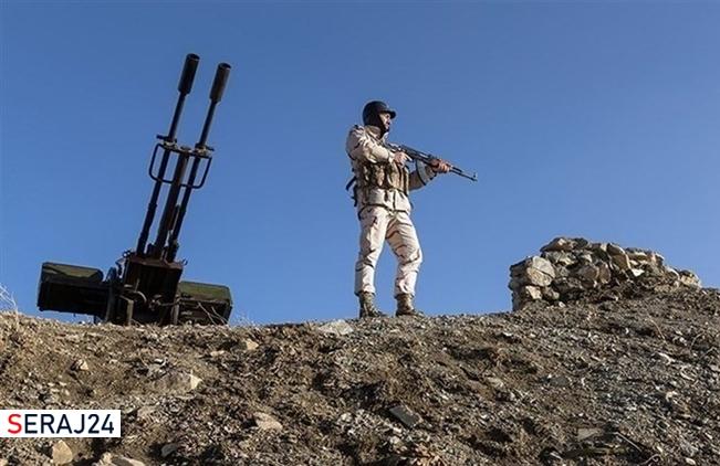 درگیری مرزبانان با اشرار مسلح ضدانقلاب در مریوان/ مرزبان هنگ مرزی به شهادت رسید
