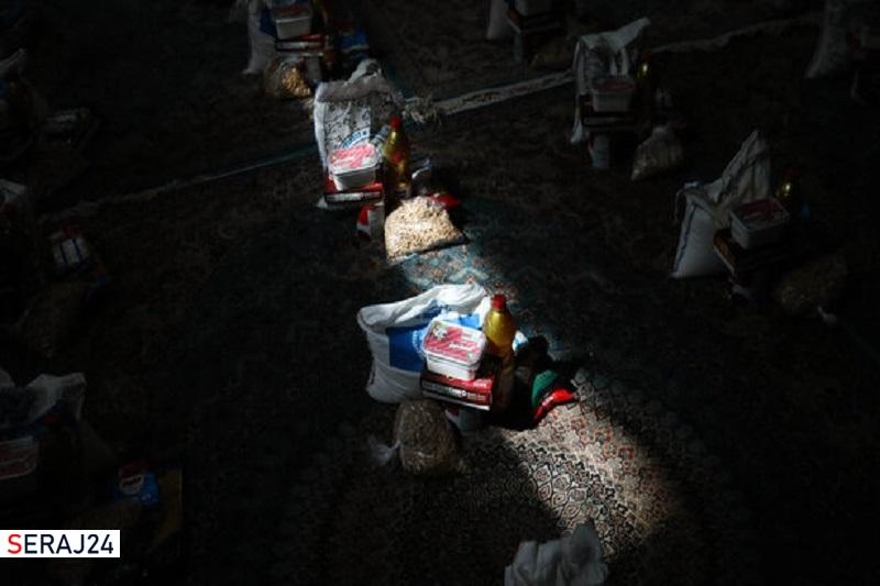 رزمایش فرهنگی کمک مومنانه در کتابخانه عمومی باقرالعلوم عصمت آباد