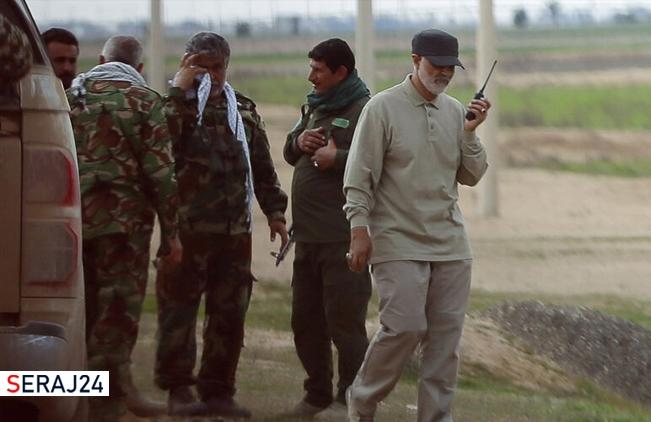 ویدئو/حاج قاسم چگونه اربیل را از محاصره داعش نجات داد!
