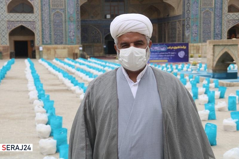 ۲۴ میلیارد ریال بسته معیشتی بین نیازمندان استان اصفهان توزیع میشود