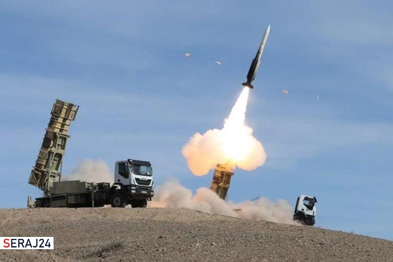 ۲ سایت راداری و موشکی جدید در تهران وارد شبکه پکپارچه پدافند هوایی شد
