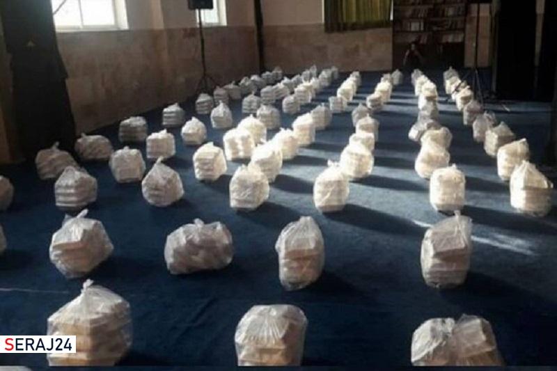 تهیه و توزیع ۵۰ هزار پرس افطاری و سحری در مازندران