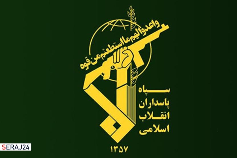 بیانیه سپاه پاسداران: قدرتمندتر از گذشته حامی انتفاضه و ملت فلسطین خواهیم بود