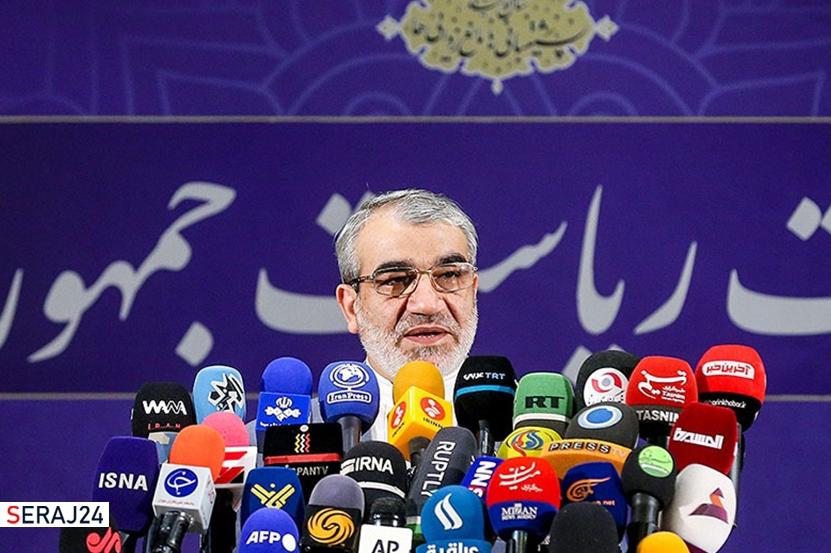 ملاک بررسی صلاحیت نامزدها مصوبه شورای نگهبان است