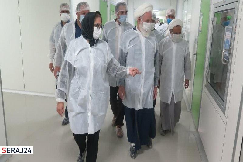 مردم با خرید کالاهای ایرانی به تولید محصولات داخلی رونق ببخشند