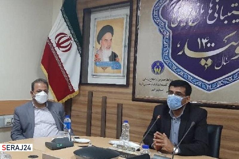 ۶۴۰ واحد مسکونی برای مددجویان کمیته امداد بوشهر احداث میشود