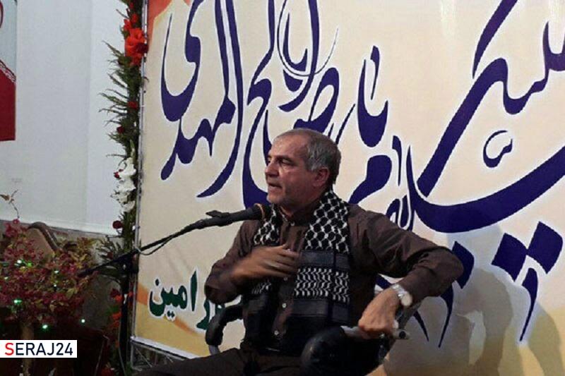 نزدیکی به مکتب«سردار سلیمانی» معیار گزینش افراد در انتخابات باشد