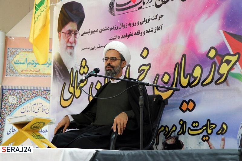 مقاومت تنها راه امت اسلام در برابر رژیم صهیونیستی است