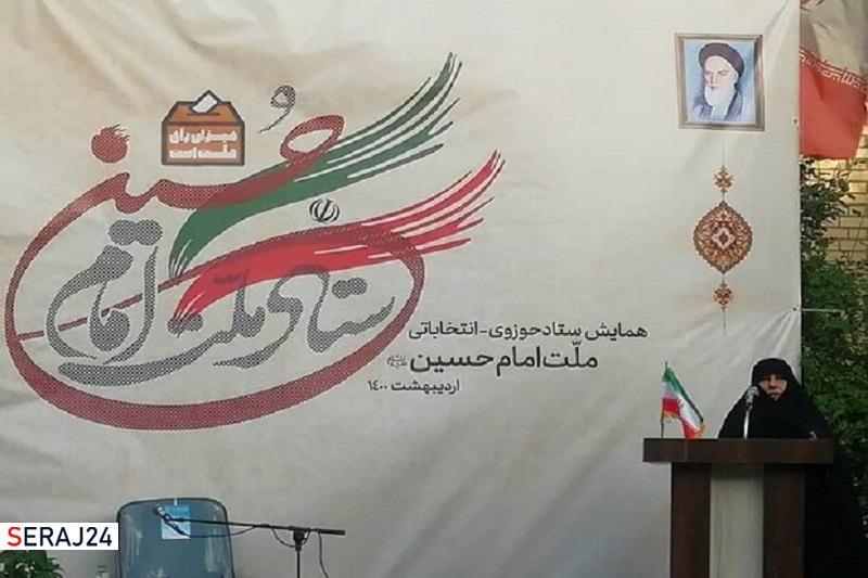 شهید سلیمانی بدون هیچ گرایش جناحی و همیشه انقلابی بود