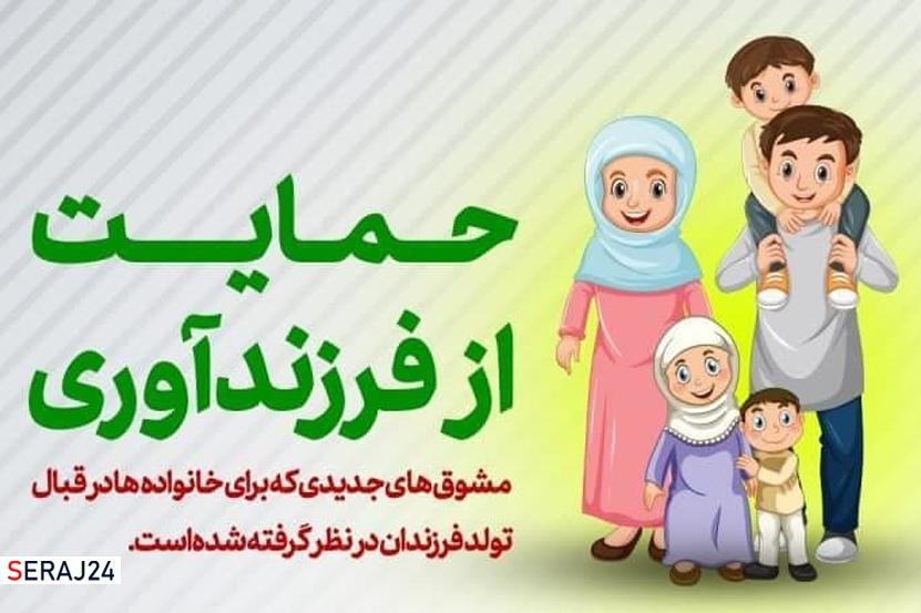حمایت از فرزندآوری