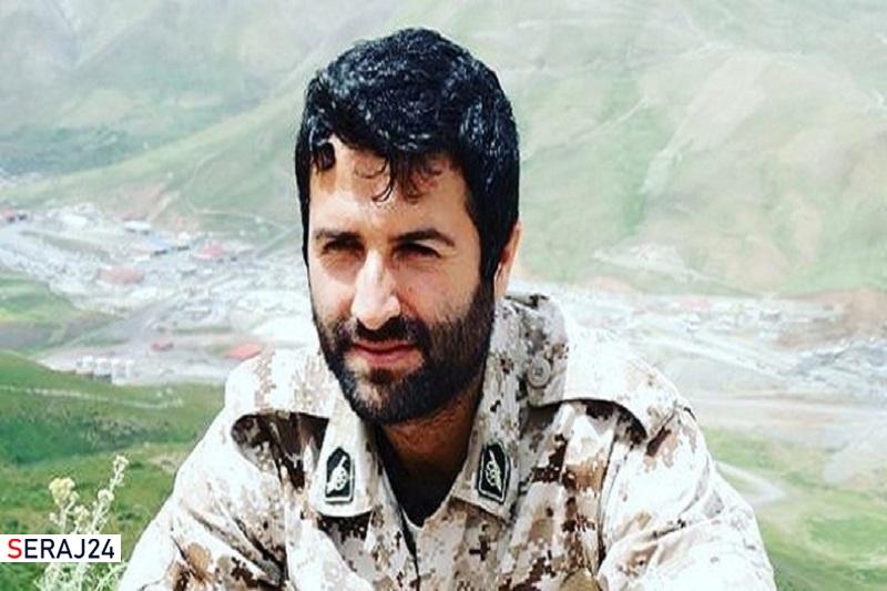 گرامیداشت رزمنده ایرانی جنگ 33 روزه با مداحی میرداماد