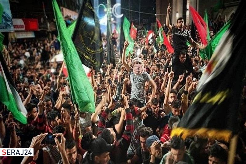 تبریک ائمه جمعه ایران به مردم فلسطین