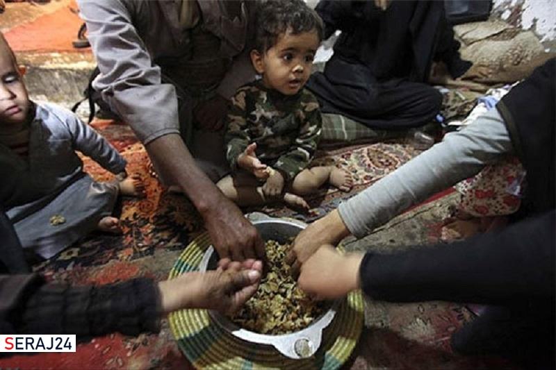 ۷۷۵ کودک زیر پنج سال دچار سوتغذیه در اراک مورد حمایت قرار گرفتند