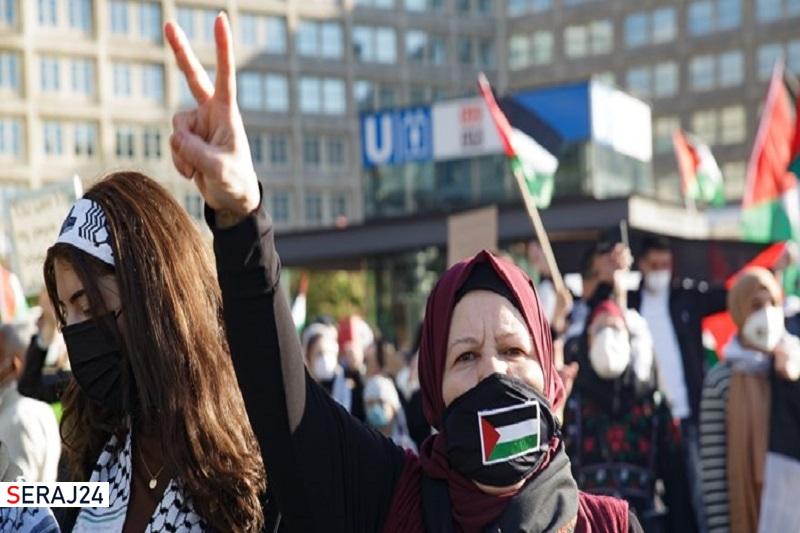 یک شاعر «پرواز سنگها» را به مردم فلسطین تقدیم کرد