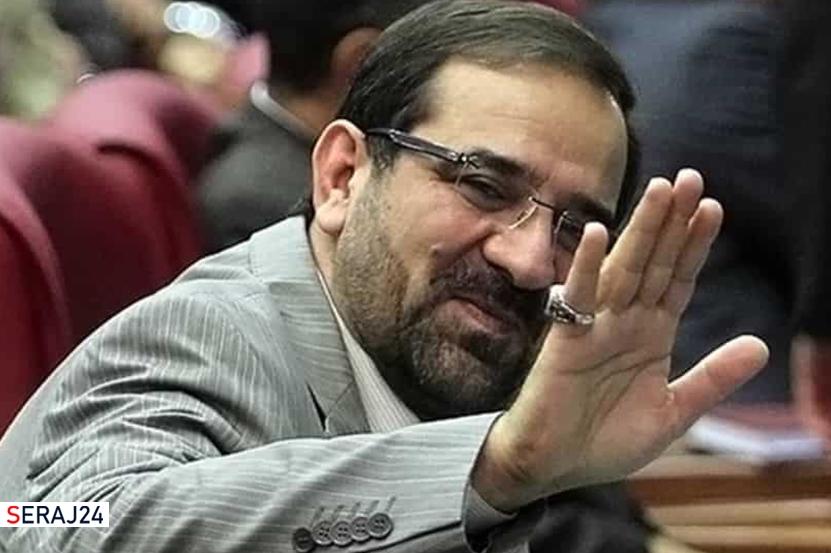 «محمد عباسی» به نفع آیت الله رئیسی از کاندیداتوری انصراف داد