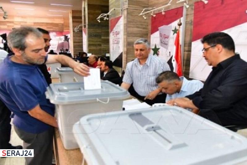 شمارش آرای انتخابات ریاست جمهوری سوریه آغاز شد