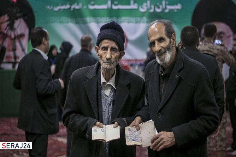 انتخابات پرشور خلق حماسه ملت در گام دوم انقلاب است