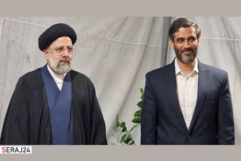 حمایت سعید محمد از آیت الله رئیسی/ یک گام برای تحقق دولت جوان انقلابی