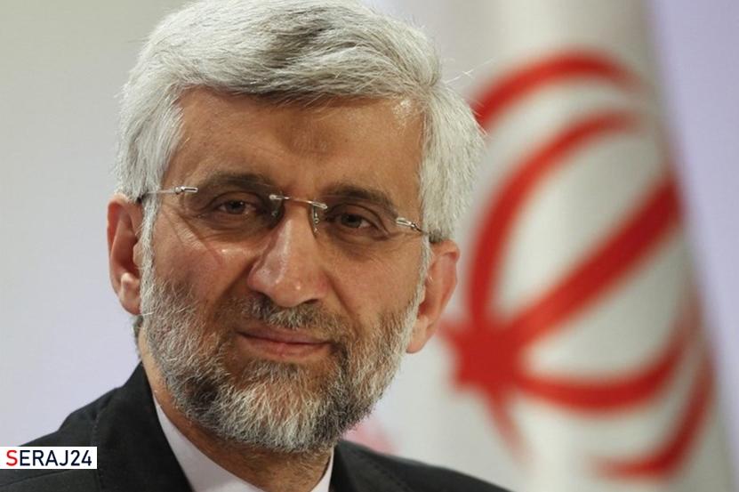 سعید جلیلی: مخالف مذاکره نیستیم
