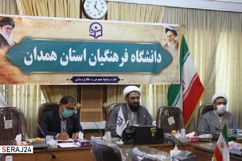 ورود به عرصه اجتماعی برجستگی عرفان امام خمینی(ره)