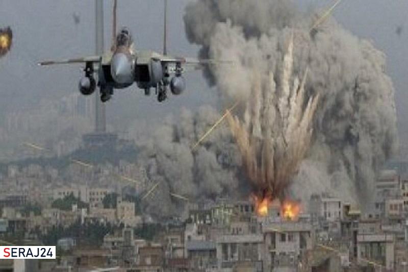جنگنده های سعودی ۲۳ بار یمن را بمباران کردند