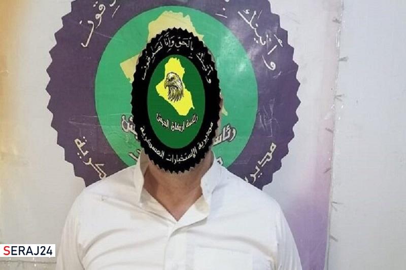 بازداشت ۲ تروریست هنگام ورود به کرکوک