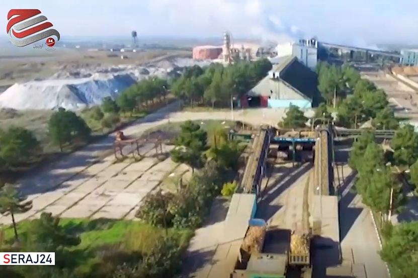 ویدئو/ یکی از ۲۰۰۰ واحد تولیدی احیاء شده در اردبیل