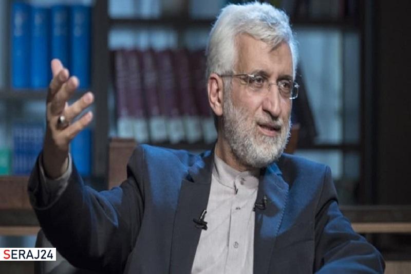 سعید جلیلی: با نمایش نمیتوان کشور را اداره کرد