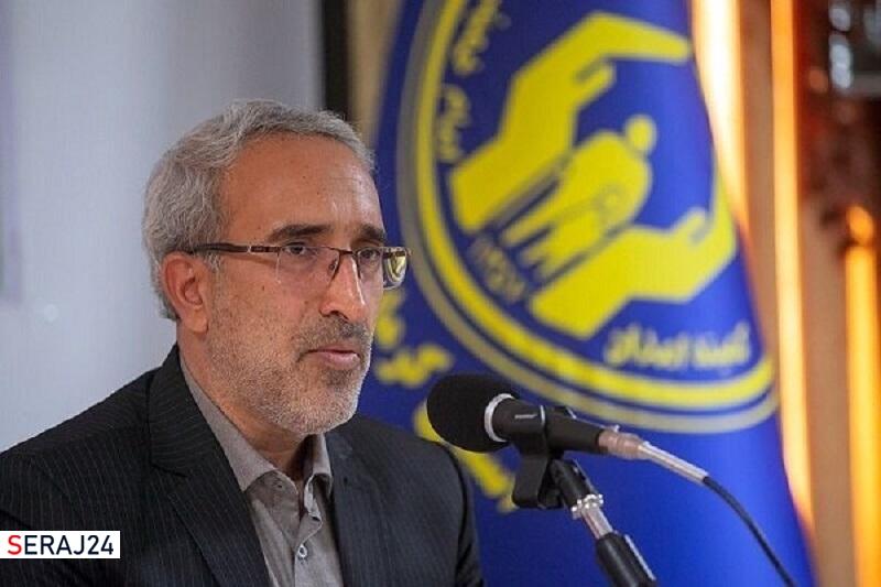 مراسم اهدای ۴۰ جهیزیه به نوعروسان کرمانشاهی برگزار شد