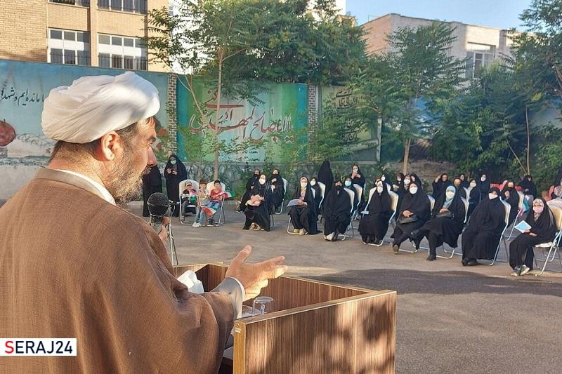 برگزاری جشن تکلیف سیاسی رای اولی ها در تبریز