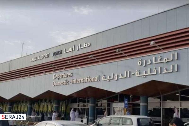 حمله پهپادی به فرودگاه ابها عربستان