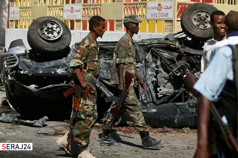 حمله انتحاری در موگادیشو ۲۰ کشته برجای گذاشت