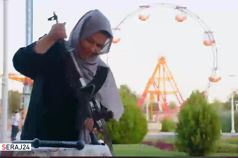 ویدئو/ کلاشینکف
