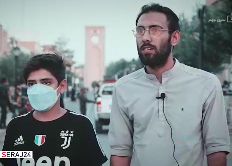 ویدئو/ گزارش مردمی  یزد
