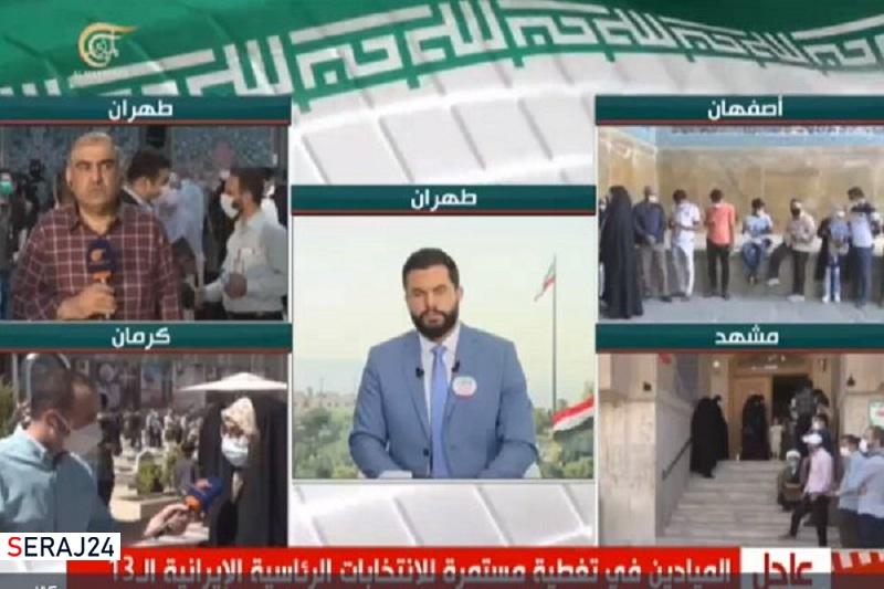 المیادین: روند انتخابات به خوبی پیش می رود