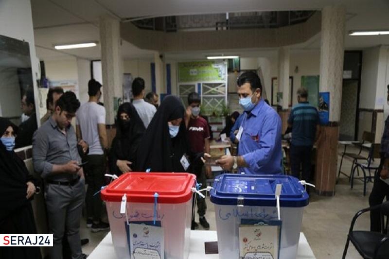 حضور مردم قزوین در انتخابات ۴ درصد بالاتر از میانگین کشوری بود