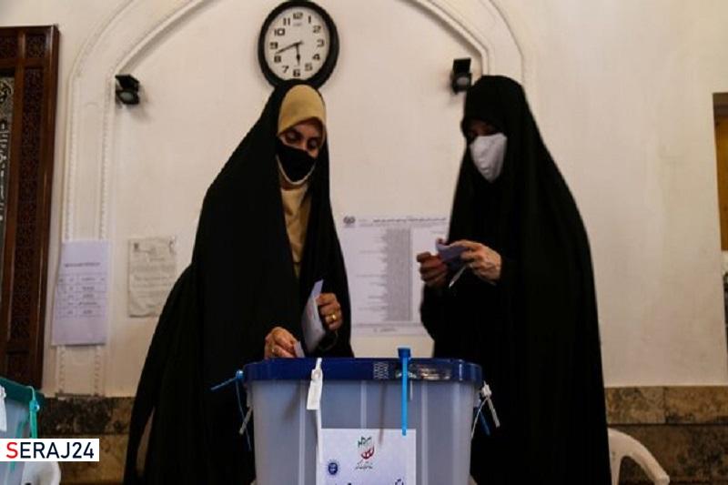 مشارکت بیش از ۶۰ درصدی مردم مازندران در انتخابات