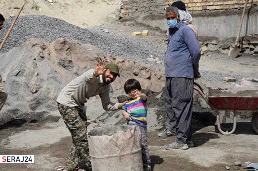 اعزام کاروان خدمت «مکتب شهید سلیمانی» شاهرود به مناطق محروم