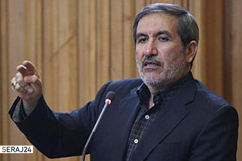 ناصر امانی: شهردار آینده تهران باید روحیه جهادی داشته باشد
