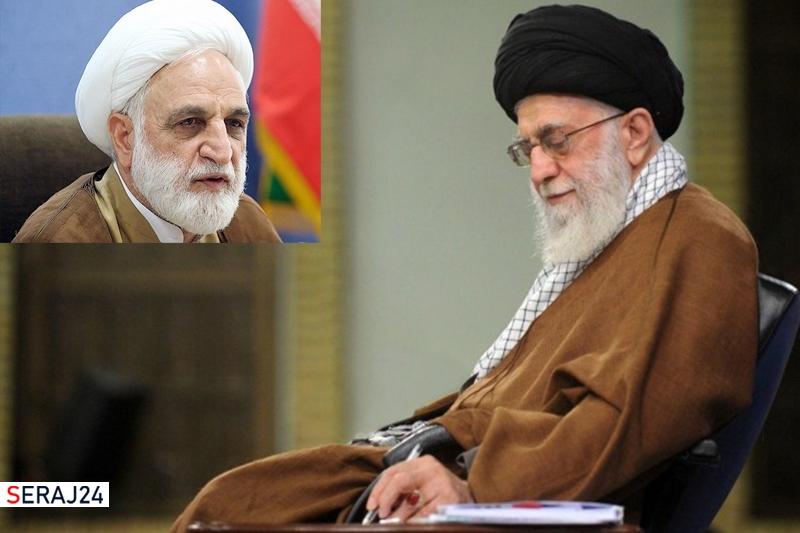 محسنی اژهای رئیس قوه قضائیه شد